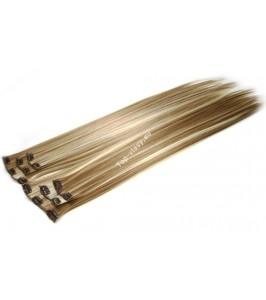 Melírované 6-613 luxusní syntetické vlasy