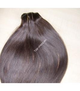 Vlasové tresy - pásy  53/55cm European Weaves  - rovná struktura