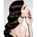 Jemně vlnité vlasové tresy 48/50cm 100% lidské Latino vlasy Remy