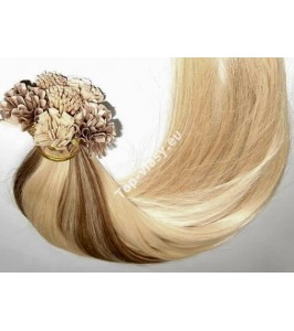 Ruské vlasy s keratinem 46cm