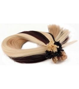 Ruské vlasy s keratinem 50cm