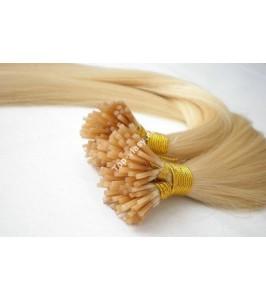 Ruské vlasy keratin / I typ/ I shape 40cm