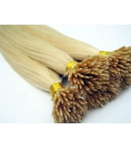 Ruské vlasy 50 cm keratin  / I typ / I shape