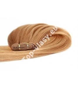Ruské vlasové tresy 40 cm