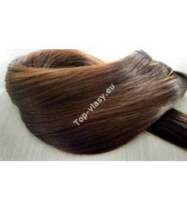 Ruské vlasové tresy 47 cm