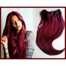 Červené Red Berry Clip in sady 100 - 130 g