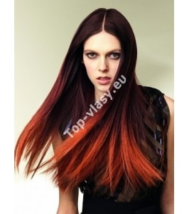 Clip In Ombré Maxi - 100% lidské vlasy - 48/50 cm / 170-180 gram!