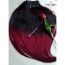 Clip In Ombré Maxi - 100% lidské vlasy - 60 cm / 210 gram!