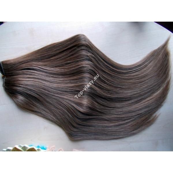 popelavé vlasy