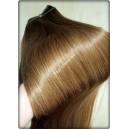 Tmavě plavé 14 Clip in DeLuxe XXl vlasy