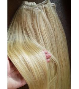 Clip In Zlatý mix blond 22/613 Clip in Maxi Dvojité 2in1 vlasy