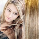 Melírované 12/613 clip in DeLuxe vlasy