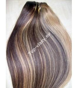 Clip In Melírované 4/27 Maxi Dvojité 2in1 vlasy